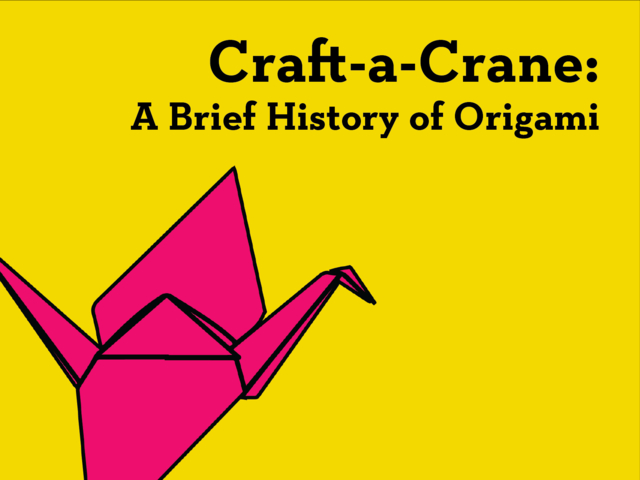 Origami Art: Origin, History, and Fantastic Folding Works | 480x640