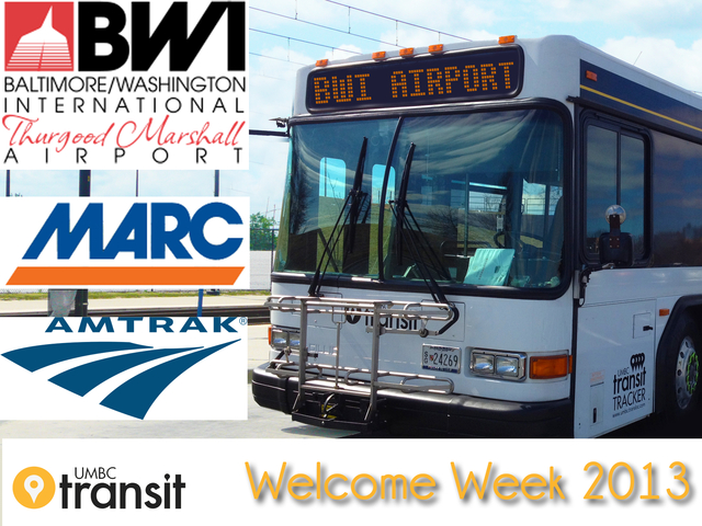 Shuttle Pick Up Bwi Airport Amp Bwi Amtrak Marc Train