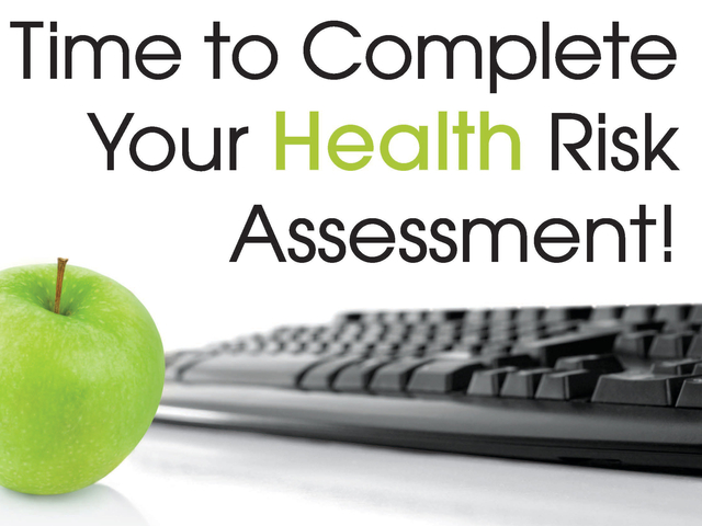 Health Risk Assessment Deadline Extended! · Department Of Human